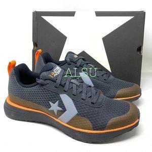 Converse Star Series RN Almost Black Men Sneakers